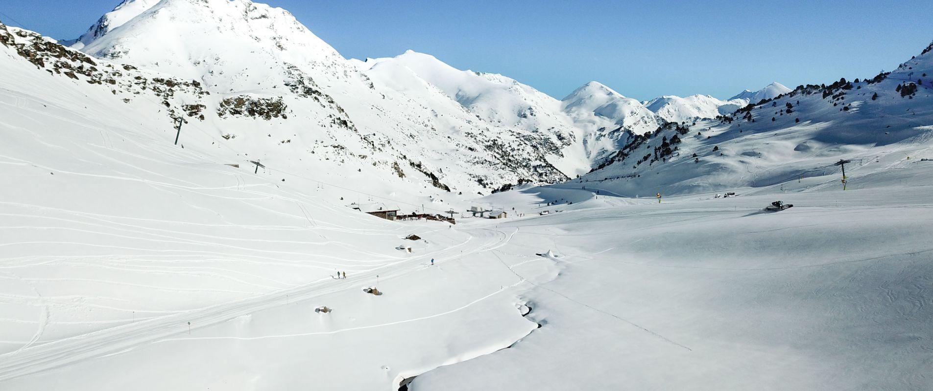 Ordino-Arcalís ski resort