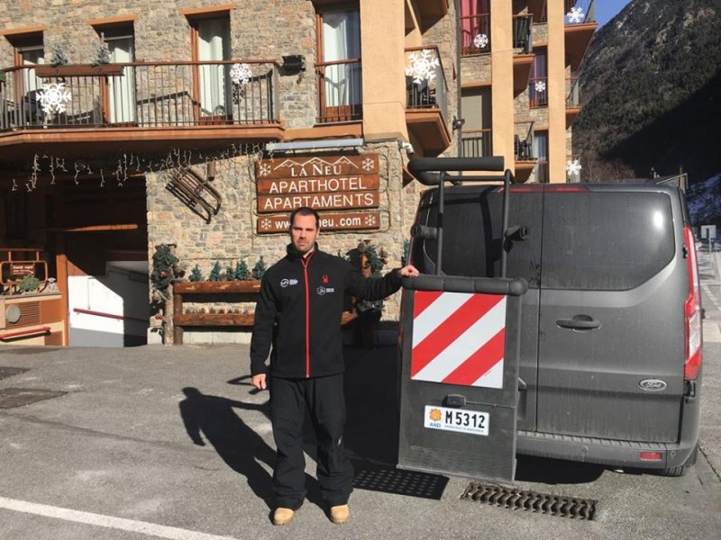 VIP and free shuttle service to Ordino-Arcalís