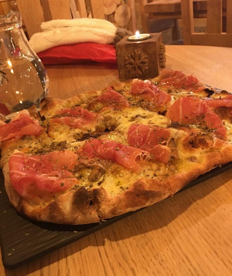 Die Pizzeria La Neu