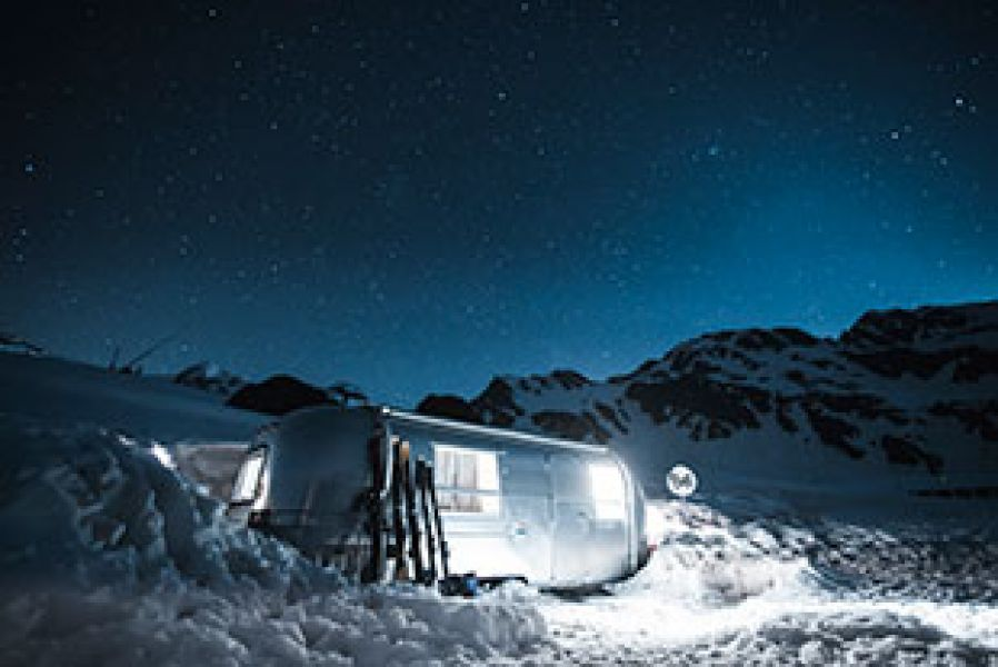 Airstream Experience by Schweppes