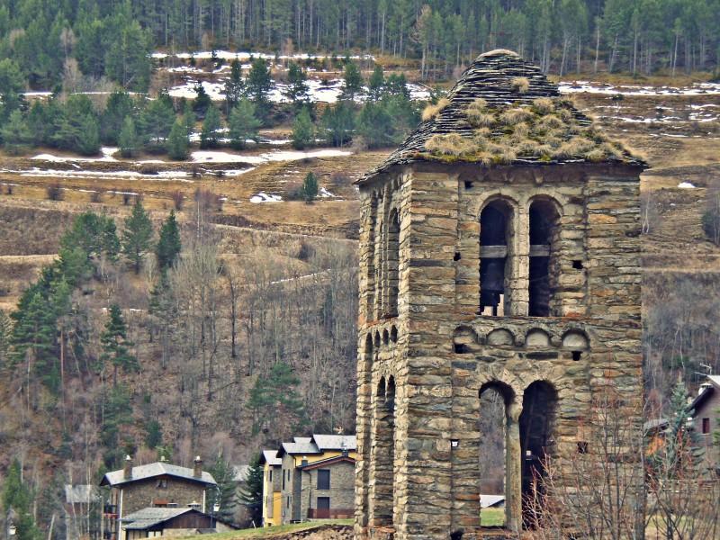 L'art romànic a Andorra
