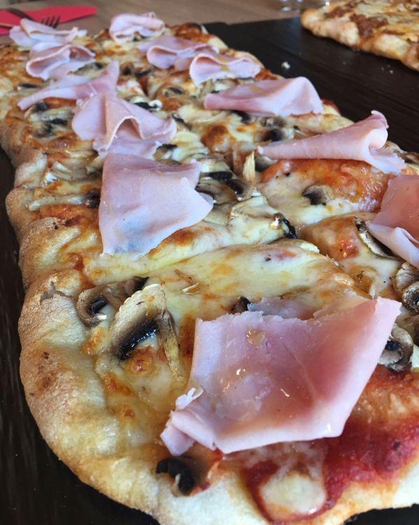 Pizzen zum Mitnehmen