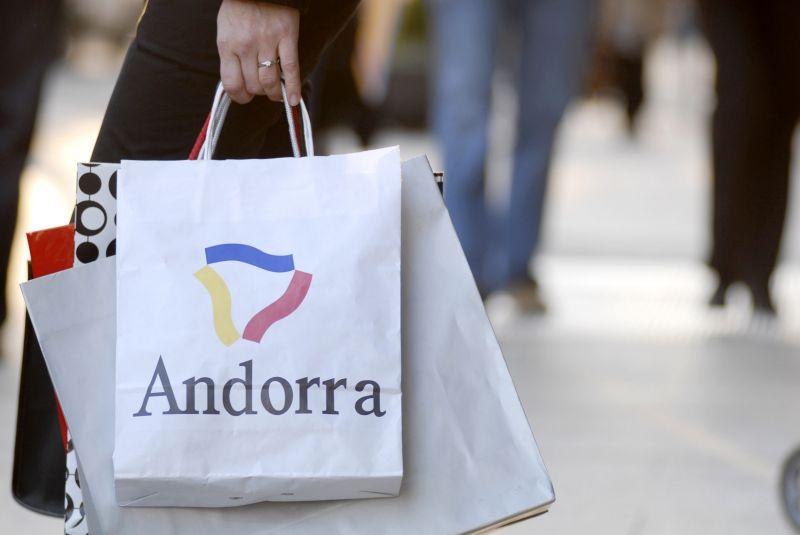Shopping a Andorra