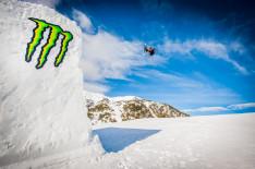 Snowpark: Snowboard i Freestyle